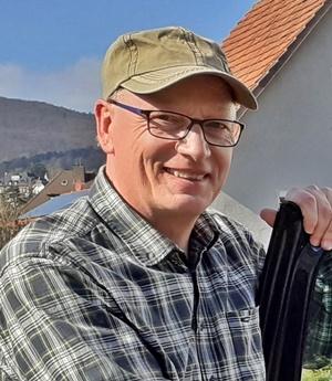 Winfried Pohlai, Inhaber von Winnis Fahrschule